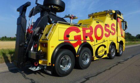 Ein AWU für die Firma Gross GmbH & Co. KG